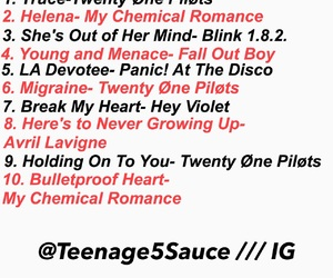 Avril Lavigne, bands, and blink182 image