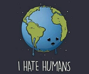 earth, hate, and nature image