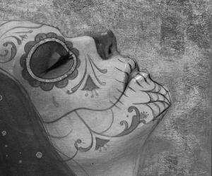 skull, Sylvia Ji, and art image