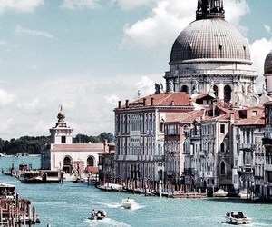 travel and blue image