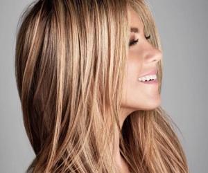 beautiful, hair, and Jennifer Aniston image