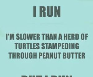 motivation, running, and fit image