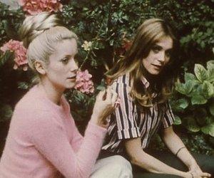catherine deneuve and Francoise Dorleac image