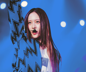 fx, kpop, and krystal image