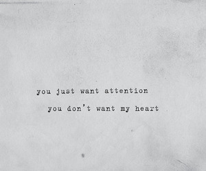 attention, couple, and heart image