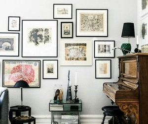 home decor and piano image