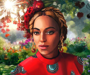 beyonce knowles, bey, and beyonce art image