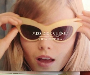 dior, aesthetic, and sunglasses image