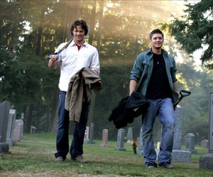 dean, jared, and jensen image