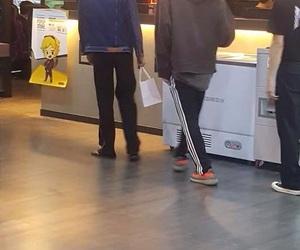 exo, kim jongin, and lotto era image