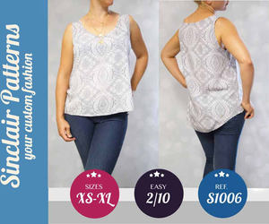 etsy, pdf pattern, and easy fast sewing image