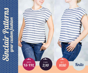 etsy, sewing pattern, and beginners image
