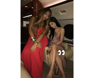 friendship, jenner, and kyliejener image