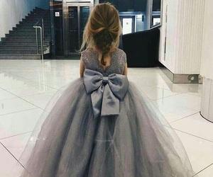 dress, fashion, and kids image