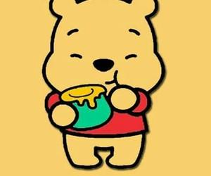 cute, bear, and winnie pooh image