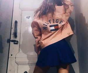 clothes, fashion, and hilfiger image