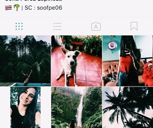 account, costa rica, and follow image