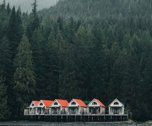 adventure, home, and nature image