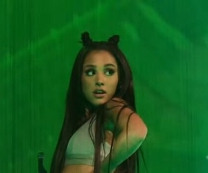 ariana grande and gif image