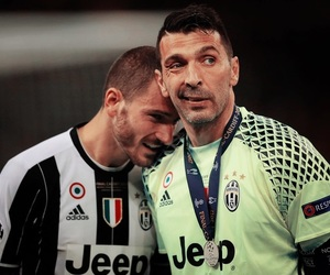 football, Juventus, and buffon image