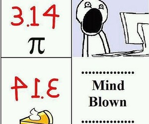 pie, funny, and lol image