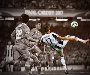 football, goal, and Juventus image