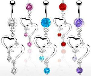 belly rings image