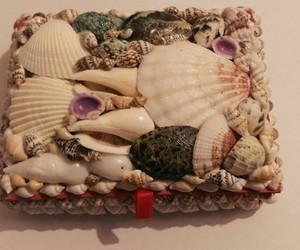 beach, box, and gift image
