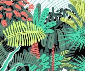 plants, illustration, and wallpaper image