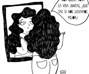 frases and woman image