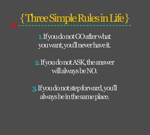 Facts Helpful Quote Rules Of Life Sayings Inspiring Picture On Custom Images Of Facts Of Life Quotes