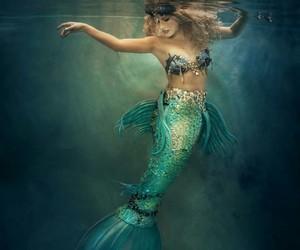 blue, fairy, and fantasy image