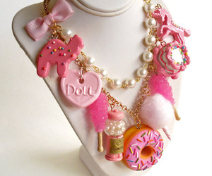 candy, kawaii jewelry, and etsy image