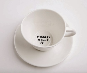 cup, white, and forget image