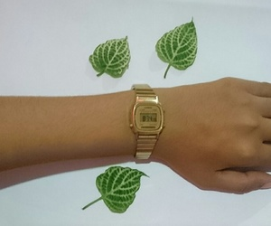 casio, vintage, and green image