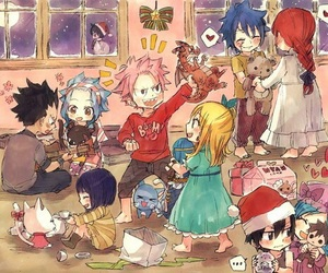 fairy tail, nalu, and jerza image