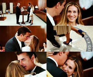 beautiful, marriage, and SexAndTheCity image