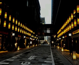 history, japan, and light image