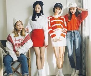 fashion, korean fashion, and ulzzang image