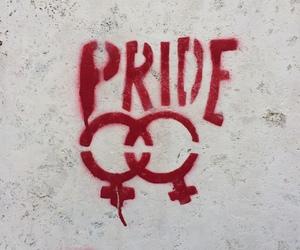 lesbian, pride, and lgbt image