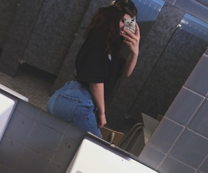 ass, lové, and bathroom image