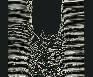 alternative, black, and ian curtis image