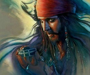 jack sparrow and fanart image