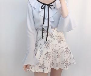 kfashion, korean fashion, and asian fashion image