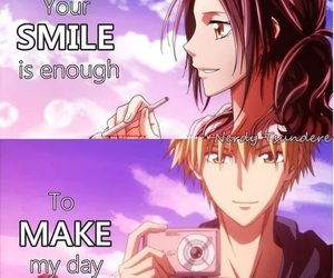 anime, couple, and quotes image