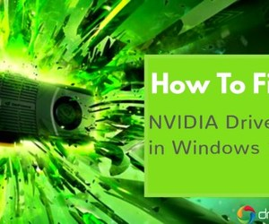 windows 10 and nvidia drivers image