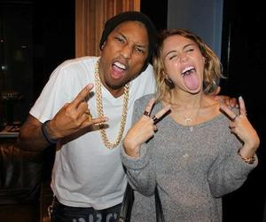 awesome, crazy, and miley image