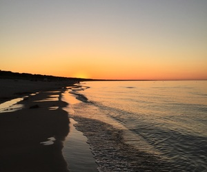 Baltic Sea, beautiful, and holiday image