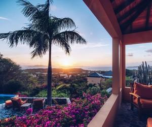 vacation, holiday, and pool image