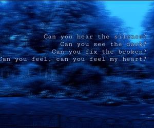 blue, bring me the horizon, and St. James Park image